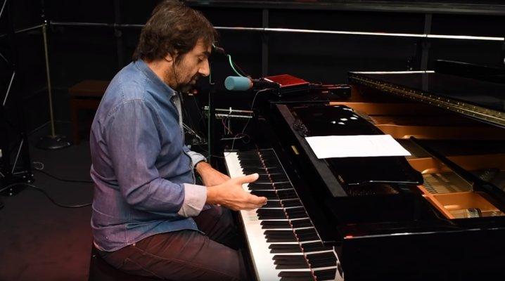 Les leçons de piano d'André Manoukian