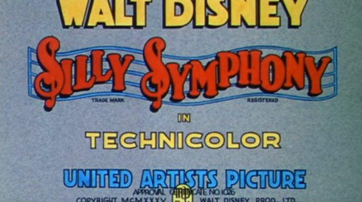 Les plus beaux Silly Symphony