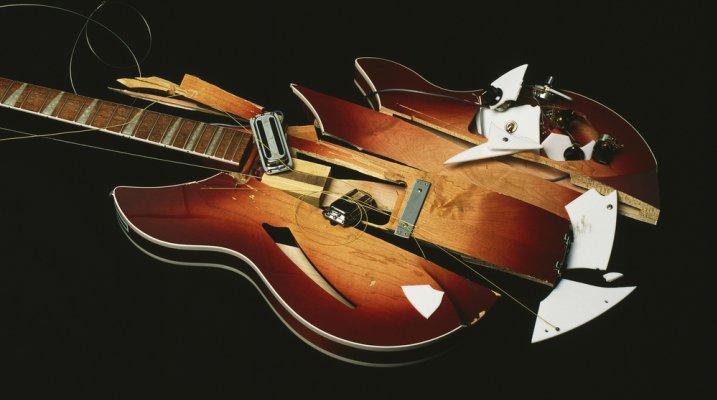 Blagues musicales, la guitare