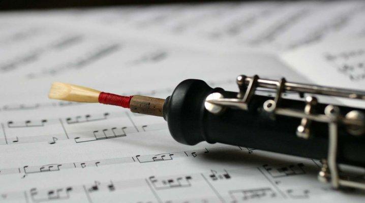 Blagues musicales, le hautbois