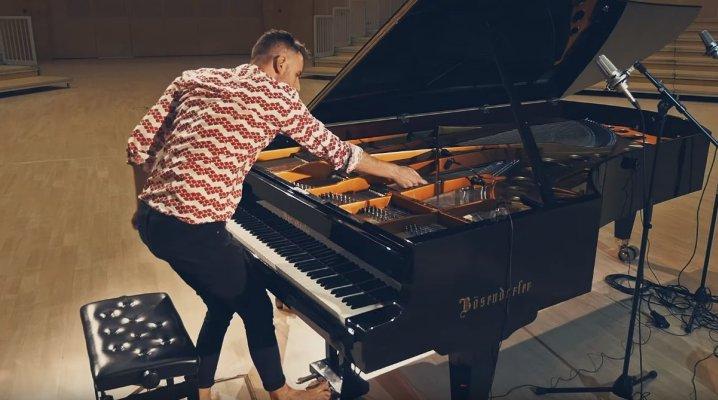 Peter Bence, un pianiste pas comme les autres
