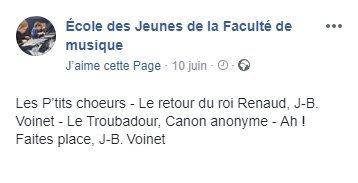 Canons Voinet