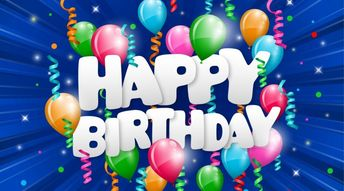 Chansons pour se souhaiter un joyeux anniversaire