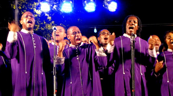 Gospels et Negro Spirituals, partitions