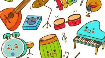 Jouets musicaux