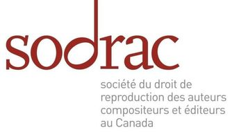 La Sodrac, le droit d'auteur au Québec