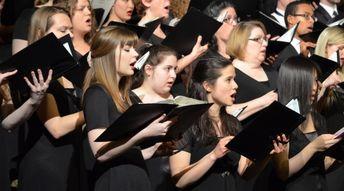 Les différents types de chorales