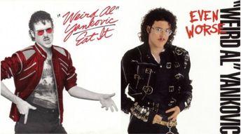Les parodies de Michael Jackson