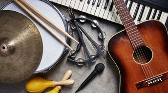 Musicien intervenant