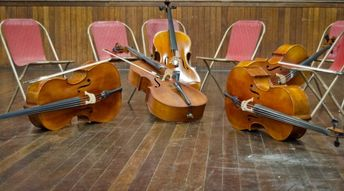 Partitions pour ensemble de violoncelle