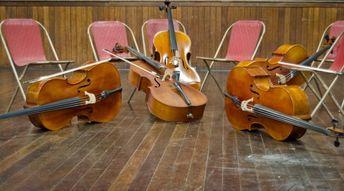 Partitions pour ensemble de violoncelle