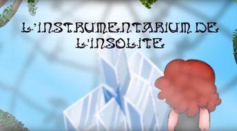 L'instrumentarium de l'insolite