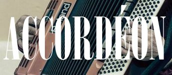 Partitions pour accordéon
