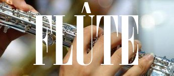 Partitions pour flûte