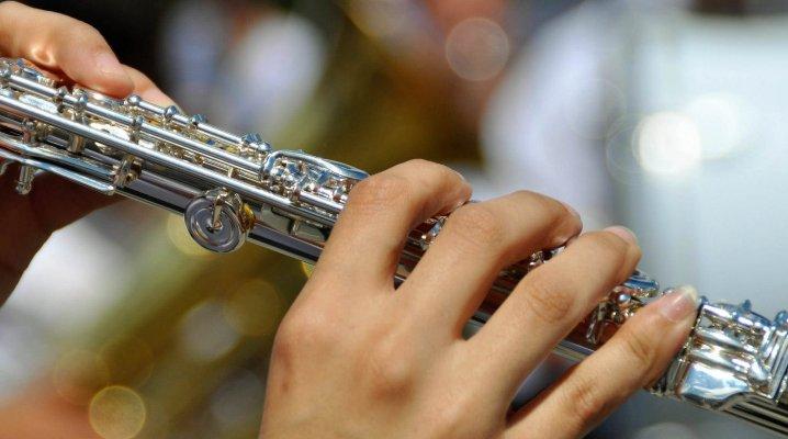 Partitions pour flûte traversière