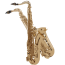 deux saxophones mi♭/si♭