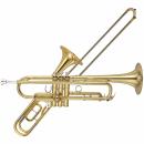 trompette et trombone
