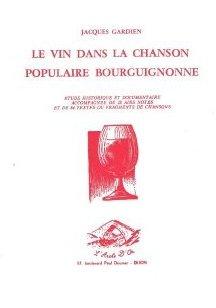 Le vin dans la chanson populaire bourguignonne