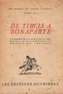 De Tircis à Bonaparte