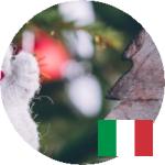 Partitions de chansons de Noël en italien