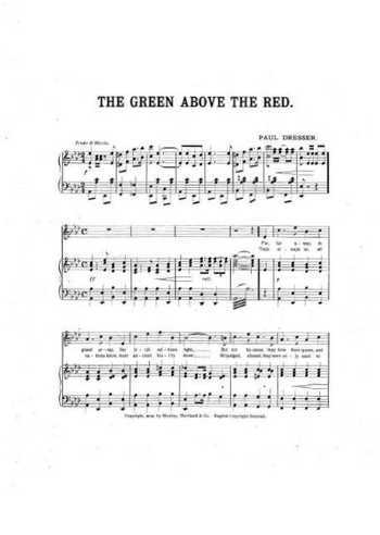 The Green above the red Partition gratuite
