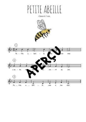 Le canon Petite abeille
