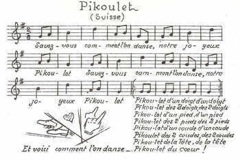 Pikoulet, ancien