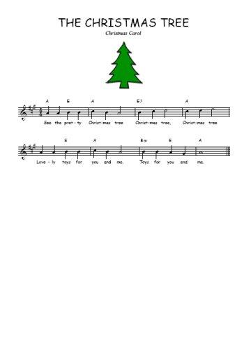 The Christmas tree Partition gratuite