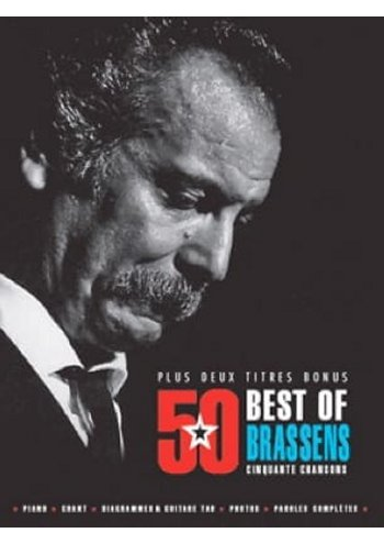 Brassens, 50 best of