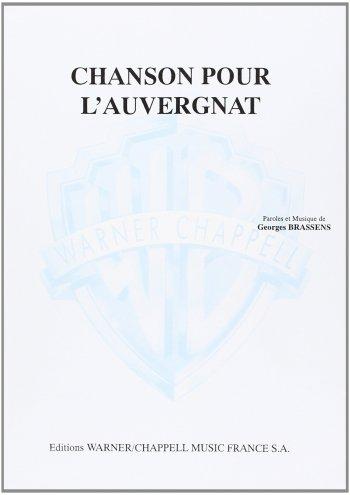 Chanson pour l'Auvergnat, Warner