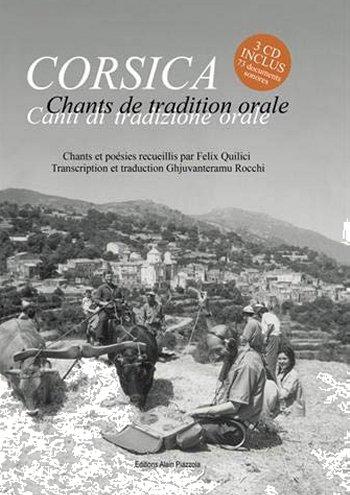 Corsica. Chants de Tradition Orale Partition gratuite