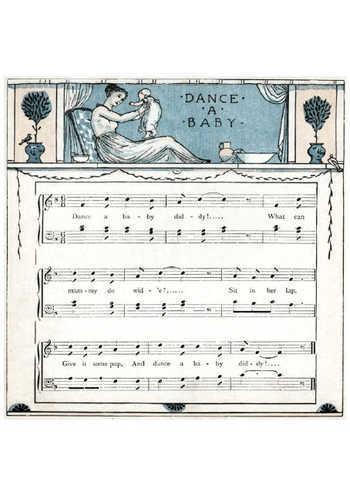Dance a baby Partition gratuite