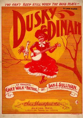 Dusky Dinah Partition gratuite