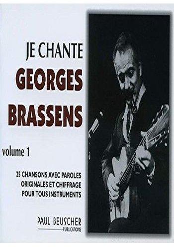 Je chante Brassens, volume 1