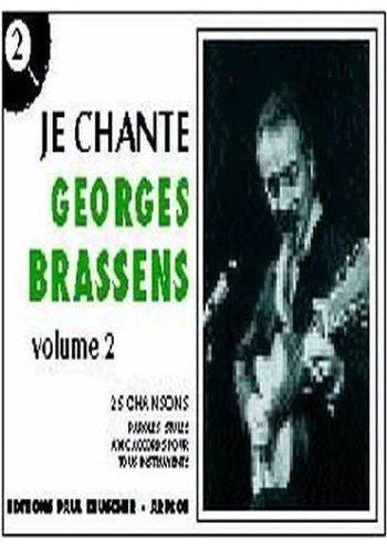 Je chante Brassens, volume 2