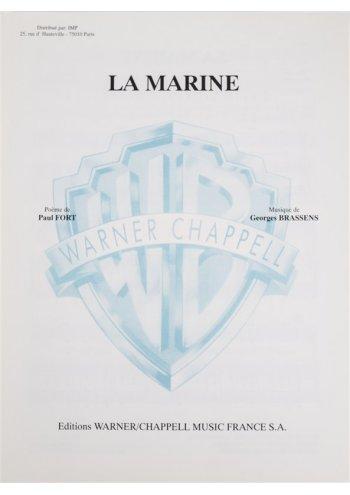 La marine, Warner