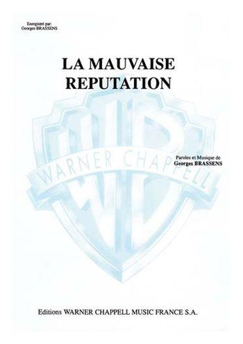 La mauvaise réputation, Warner Chappell