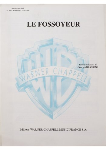 Le fossoyeur, Warner