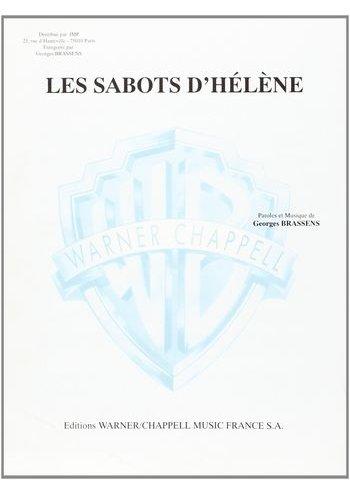 Les sabots d'Hélène, Warner Chappell