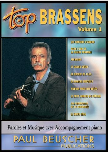 Top Brassens, volume 1