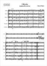 Requiem 02-Kyrie Partition gratuite