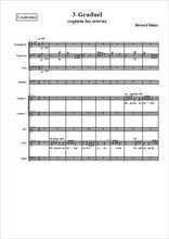 Requiem 03-Graduel Partition gratuite