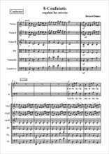 Requiem 08-Confutatis Partition gratuite