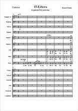 Requiem 15-Libera Partition gratuite