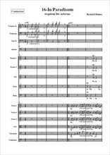 Requiem 16-In paradisum Partition gratuite