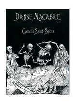 Danse macabre chantée Partition gratuite