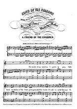 La partition gratuite de Song of the seasons