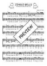 Téléchargez l'arrangement de la partition de Traditionnel-Australian-Jingle-Bells en PDF à deux voix