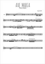 Téléchargez la partition en Sib de la musique franz-schubert-ave-maria-version-complete en PDF