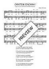 Téléchargez l'arrangement de la partition de Traditionnel-Cantem-encara en PDF à deux voix